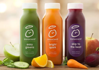 innocent cold pressed juice
