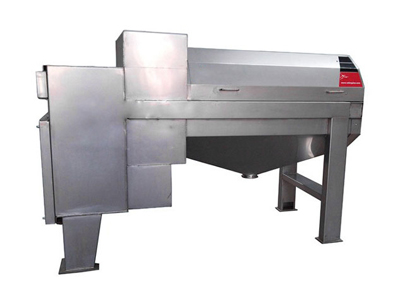 apple pulping machine