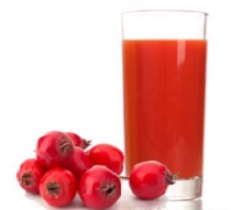 How to make hawthorn juice?