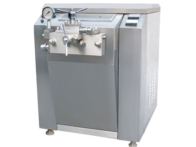 Juice and milk homogenizer