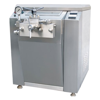 juice homogenizing machine