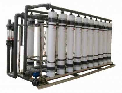 Juice ultrafiltration system