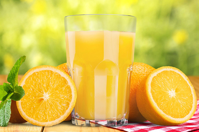 Why orange juice is the most popular fruit juice drinks?