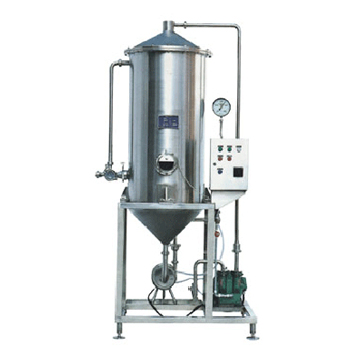 vacuum degassing machine